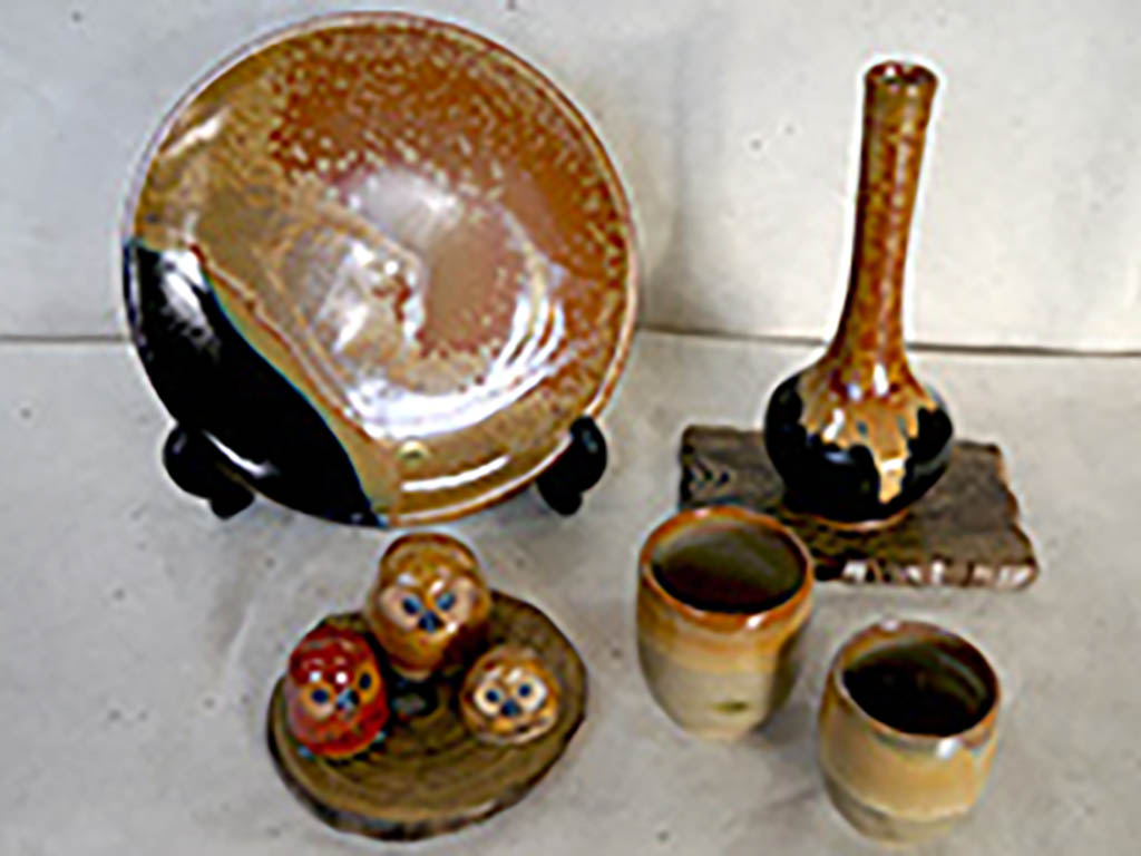 小砂焼・藤田製陶所